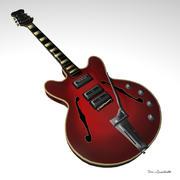 Guitarra Orfeus 3d model