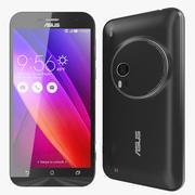 Asus Zenfone Zoom Preto 3d model