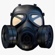 防毒面具 3d model
