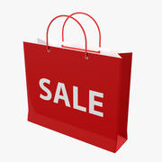 Sale Bag 3d model