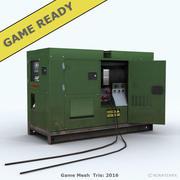 Generatore (pronto per il gioco) 3d model