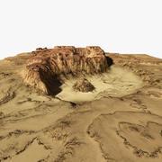 Yin Yang Rock 3d model