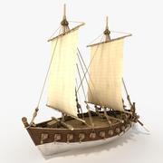 Muscat mücevher 3d model