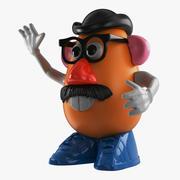Mr. Potato Head 3d model