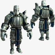 Game Knights (Series A) K2c 3d model