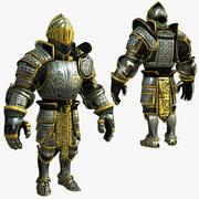 Oyun Şövalyeleri (Seri A) K3a 3d model