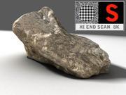 Rock Stone  8K 3d model