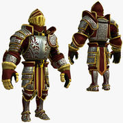 Game Knights (Series A) K3b 3d model