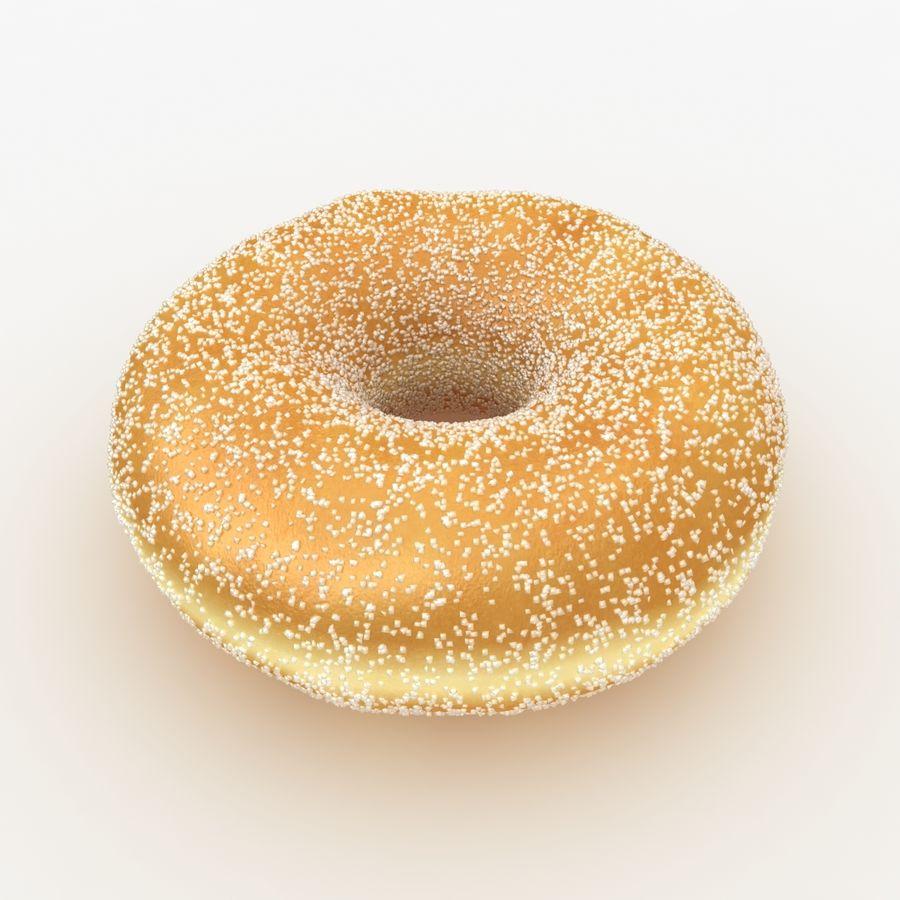도넛 컬렉션 royalty-free 3d model - Preview no. 23