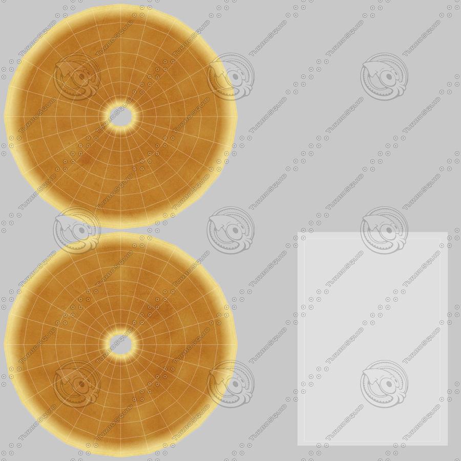 도넛 컬렉션 royalty-free 3d model - Preview no. 29