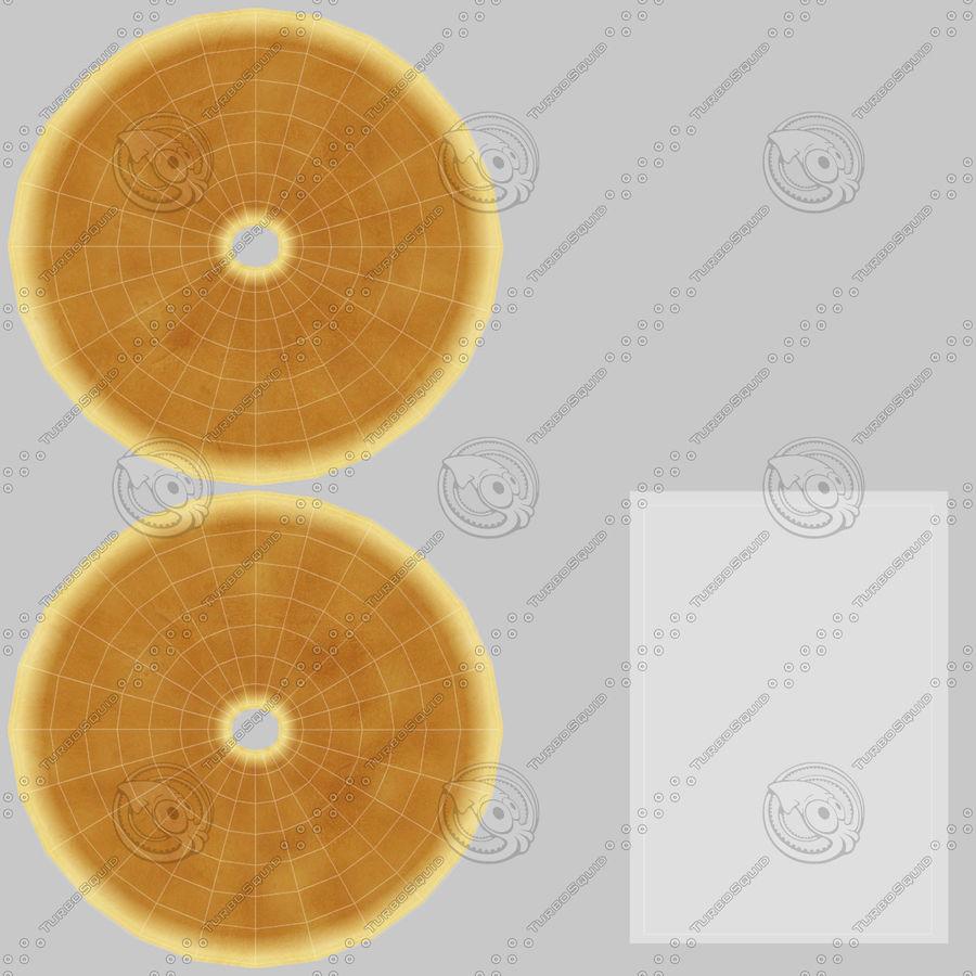 Donut Koleksiyonu royalty-free 3d model - Preview no. 29