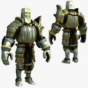 Game Knights (Series A) K2a 3d model