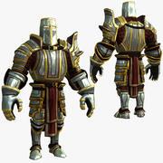 Oyun Şövalyeleri (Seri A) K2b 3d model