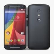 Motorola Moto G 2014 y G 2014 Dual SIM Negro modelo 3d