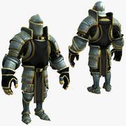 Oyun Şövalyeleri (Seri A) K1a 3d model
