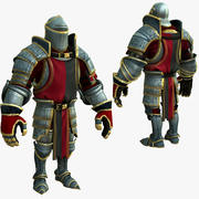 Game Knights (Series A) K1b 3d model