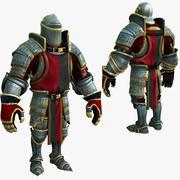 Game Knights (Series A) K1b 3d model