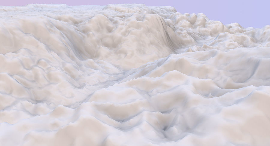 Panorama royalty-free 3d model - Preview no. 8