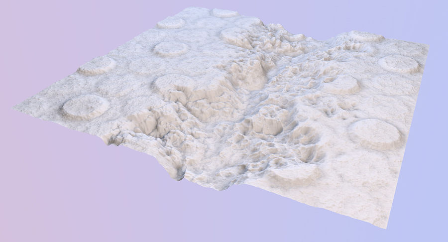 Panorama royalty-free 3d model - Preview no. 3