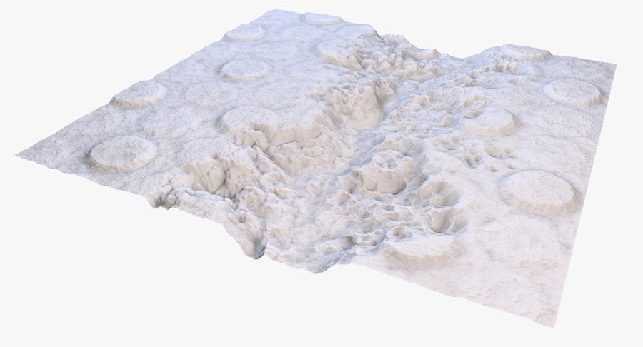 Panorama royalty-free 3d model - Preview no. 2