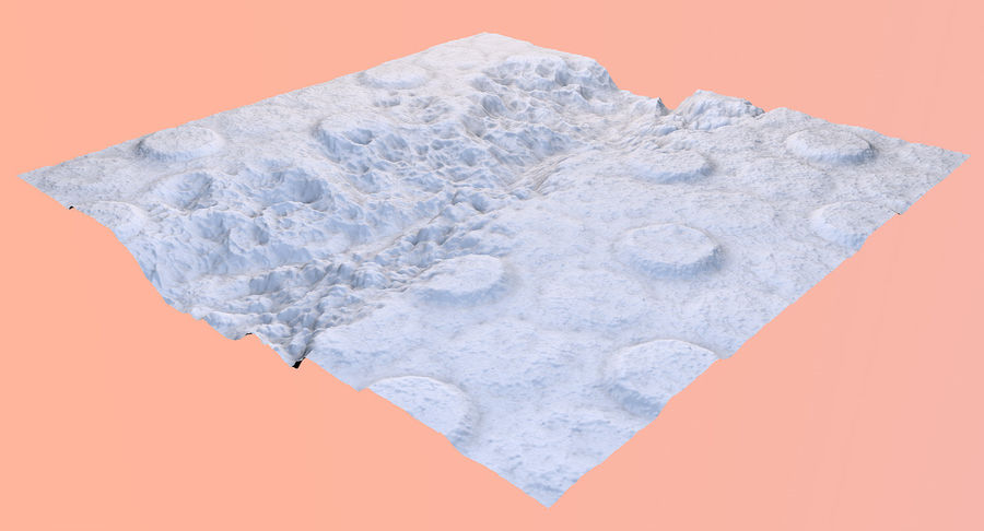 Panorama royalty-free 3d model - Preview no. 5