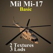 MI17 Basic 3d model