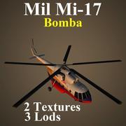 MI17 BOM 3d model