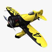 Gee Bee Model Z Racer 3d model