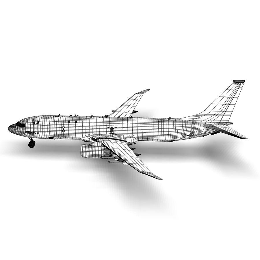 Poseidon P8A royalty-free 3d model - Preview no. 13