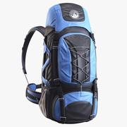 Alpine Backpack 3d model