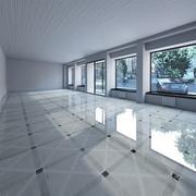 Base Interior 3d model