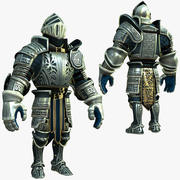 Game Knights (Series A) K3c 3d model