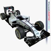 2015  Formula 1 Williams FW37 3d model