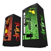 - - 自動販売機 3d model
