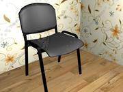 Офисный стул 1 3d model