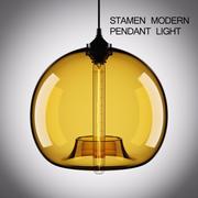 STAMEN MODERN PENDANT LIGHT 3d model
