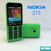 Nokia 215 3d model