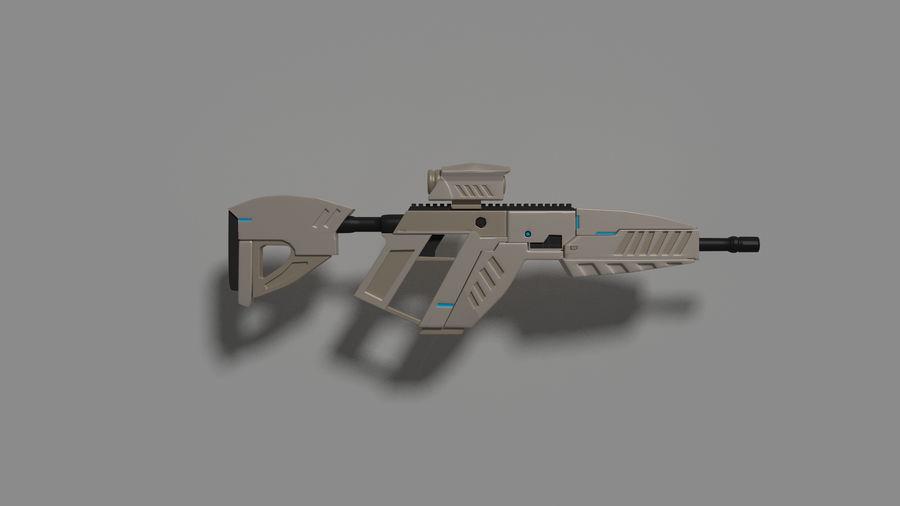 vapen royalty-free 3d model - Preview no. 1