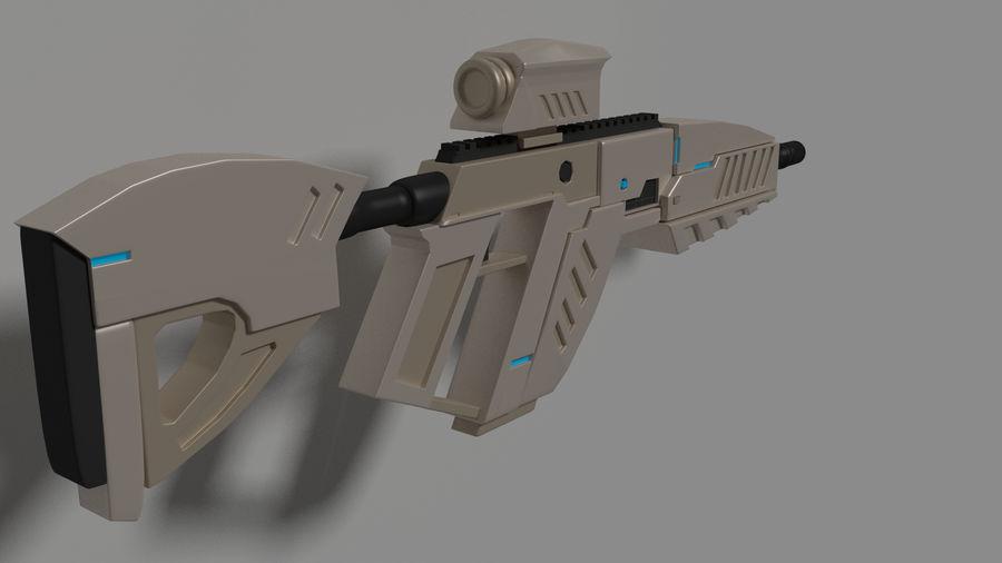 vapen royalty-free 3d model - Preview no. 3