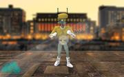 Personaggi Squidward Tentacles Pronto per il gioco 3d model
