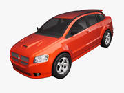 Dodge Caliber SRT-4 2008 3d model