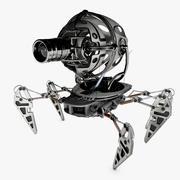 Spindelrobot 3d model