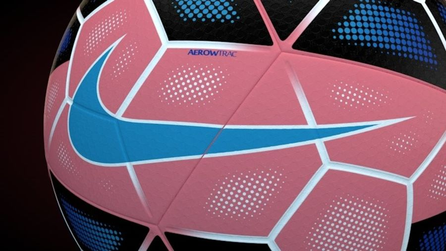 Nike ORDEM FA Kupası royalty-free 3d model - Preview no. 4