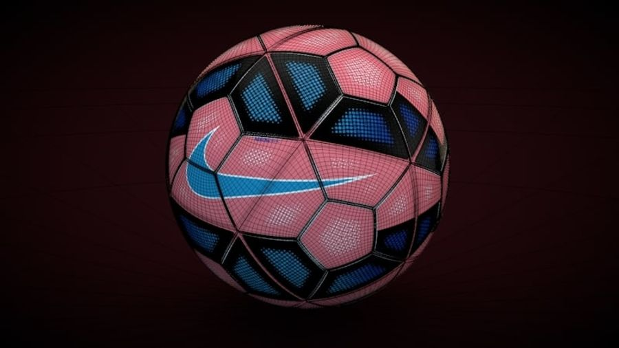 Nike ORDEM FA Kupası royalty-free 3d model - Preview no. 5