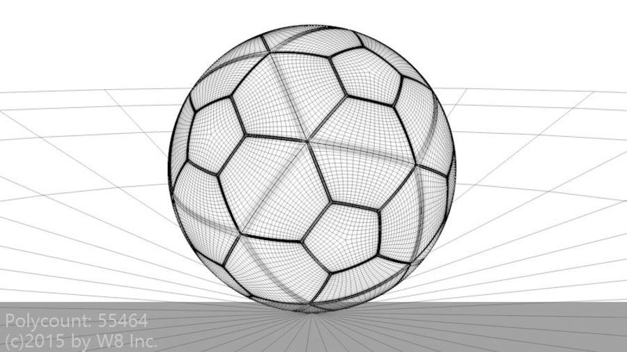 Nike ORDEM FA Kupası royalty-free 3d model - Preview no. 6