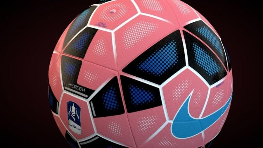 Nike ORDEM FA Kupası royalty-free 3d model - Preview no. 2