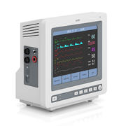 EKG-Monitor 3d model
