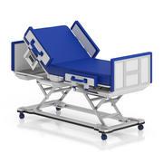 Advanced Hospital Bed 3d model
