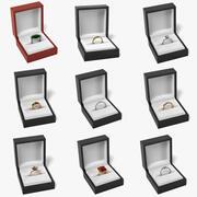 Ring in Boxen 3d model