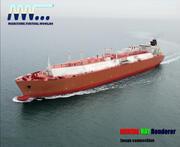 LNG Vessel 3d model